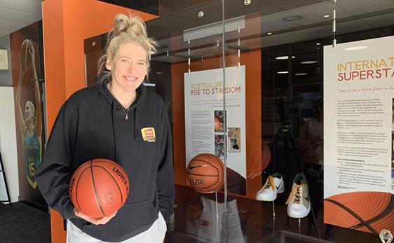 Бывшая спартанка Лорен Джексон - в Зале славы баскетбола!