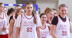 4 июля 2014. Россия U16 - Московская область